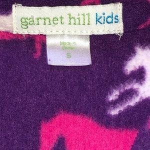 Garnet Hill Shirts & Tops - Garnet Hill Kids-Girls Fleece size S